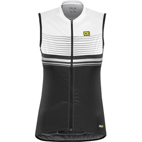 Alé Cycling Graphics PRR Slide Maillot sin mangas Mujer, black-white